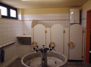 WC Trennwände
